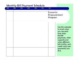 Bill Payment Organizer Template Bill Payment Excel Spreadsheet Monthly Tracking Template Apvat Info