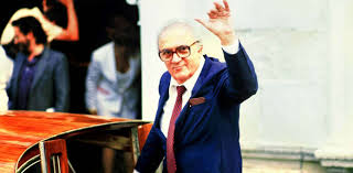 We Still Miss You 25 Years Without Federico Fellini Litalo