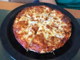round table pizza thin crust personal pizza