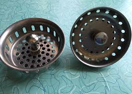 vintage kitchen sink basket strainer works much better on my
