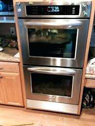 kitchen aid wall oven double wall ovens image of complaints reviews about wall ovens best double kitchen aid wall oven