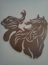 horse silhouette metal wall art silhouettes on quilt  on horse silhouette wall art with cuadros decorativos pinteres