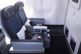 Delta 159 Seating Chart Where To Sit On Deltas Airbus A350 Premium Select