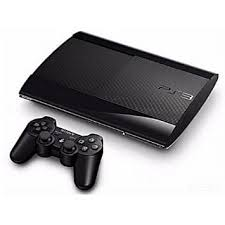 Sony <b>Superslim PS3</b> 500GB Console With 18 Games- Including ...