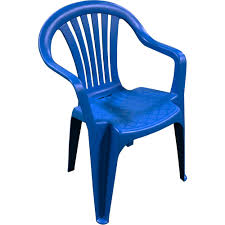 Adams Manufacturing Low Back Chair Patriotic Blue Walmart Com