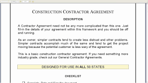 Sample Construction Loan Agreement How To Write A Contract Agreement Beautiful Sample Construction Loan 20