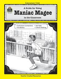 die besten maniac magee ideen auf pete the cat a guide for using maniac magee in the classroom