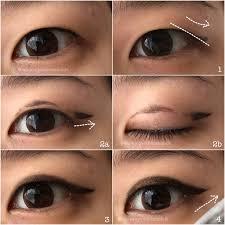 ur post ur monolid makeup monolid eyes eye makeup tips makeup inspo