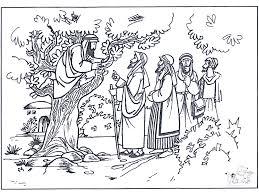 Home preschool coloring pages zacchaeus come down! Zacchaeus Coloring Page Printable Coloring Home