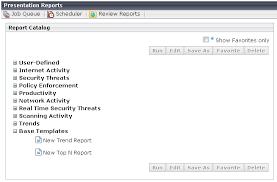 Simple Report Template Use Templates To Create A Custom Presentation Report