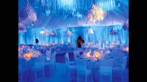 Winter Wedding Decor Wonderful Winter Wonderland Wedding Decorations Youtube