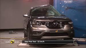 2018 renault koleos review. perfect renault 2018 renault koleos  crash test car review with renault koleos d