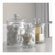 bathroom counter organization pinterest. glass canisters for bathroom storage - again, don\u0027t have to be exact, counter organization pinterest t