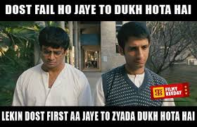 Friendship quotes 3 Idiots Dialogues We are sharing Funny 3 Idiots ... via Relatably.com