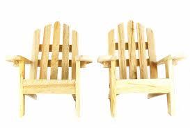 mini furniture. Amazon.com : Mini Decorative Adirondack Style Plain Wood Chairs (Set Of 2) Wedding Cake Toppers Garden \u0026 Outdoor Furniture