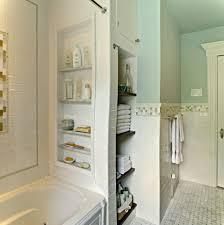 bathroom wall storage ideas niches shelving on in bathtub shelf decorations 16