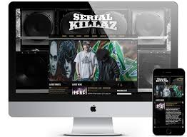 Small Picture Serial Killaz Website DEVOLUTION DESIGNS