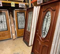 wood doors houston door