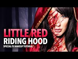 little red riding hood sfx makeup tutorial ellimacs sfx makeup little red riding hood sfx makeup tutorial team ellimacs brings you easy to