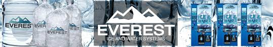 Everest Ice Vending Machine