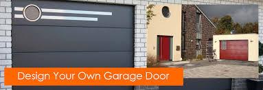 design your own garage door with the garage door centre s bespoke services
