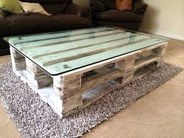 painted pallet coffee table modern decoration design diy glass top with how to build a coffee table top lift 9 best up diy glass