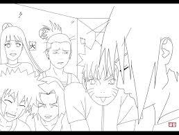133 Dessins De Coloriage Naruto Imprimer Sur Laguerche Com Page 14