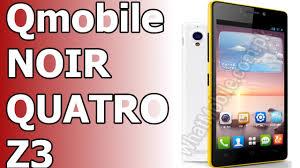 Qmobile Noir Quatro Z3 Review - YouTube