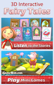 interactive 3d pop up fairy tales book app for kids the first book is always free and 3 more free books during the holiday kidsapps