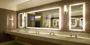 Electric Mirror Bathroom TV Collection
