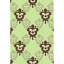 wool hooked area rugs with artistic figure pattern 4 6 00669133