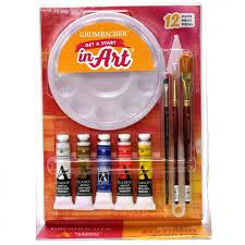 grumbacher acrylic paints acrylic set grumbacher acrylic