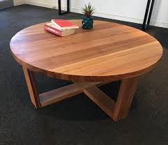 recycled tasmanian oak round coffee table tables timber 5985663432bbb38058f98535b00