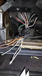 1996 nissan hard radio wiring colors infamous nissan hard frontier forums