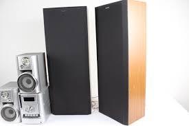 sony home stereo. sony ss-u201 home stereo speakers \u0026 more, 5 items