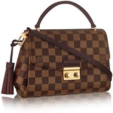 louis vuitton bags. louis-vuitton-croisette-bag-damier-eben-canvas louis vuitton bags