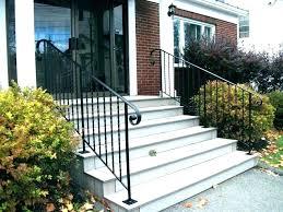 exterior wood railing exterior wood stair railing design