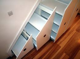 Image of: Under Stairs Storage Units