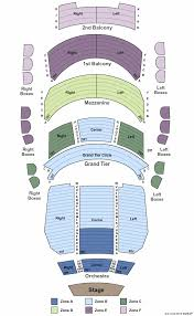 Charlotte Performing Arts Center Seating Chart Dirty Dancing Tickets Quable