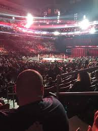 Wells Fargo Wwe Seating Chart Wells Fargo Center Section 110 Home Of Philadelphia Flyers