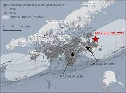 Sehr schweres Erdbeben der Stärke 8.2 ...