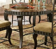 round granite top dining table for high end design 17