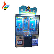 Crane Toy Vending Machine New New Arrival Deluxe Model Plush Crane Toy Vending Machine Arcade Claw