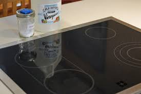 how to clean a glass top stove with all natural ings