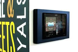 diy ipad wall mount wall mount innovative secure mini wall mount heckler design wall mount for diy ipad wall mount