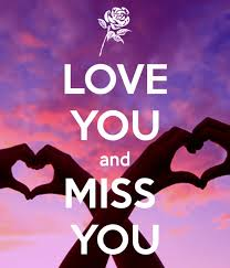 Miss You And Love You Quotes Extraordinary Romantic I Miss You Quote Messages For Him And Her I Miss You Quotes