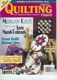 Free: Quilting Today magazine #82 2001 - Sewing - Listia.com ... & FREE: Quilting Today magazine #82 2001 Adamdwight.com