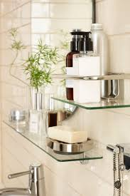 Take your bathroom organization to new levels with KALKGRUND bathroom  accessories. These glass shelves are perfect for keeping all your  toiletries in one ...