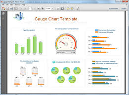 Excel Gauge Chart Template Download Gauge Chart Excel Asyik