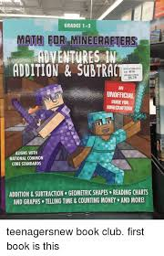 Grades 1 2 Math For Minecrafters Oventures In Addition